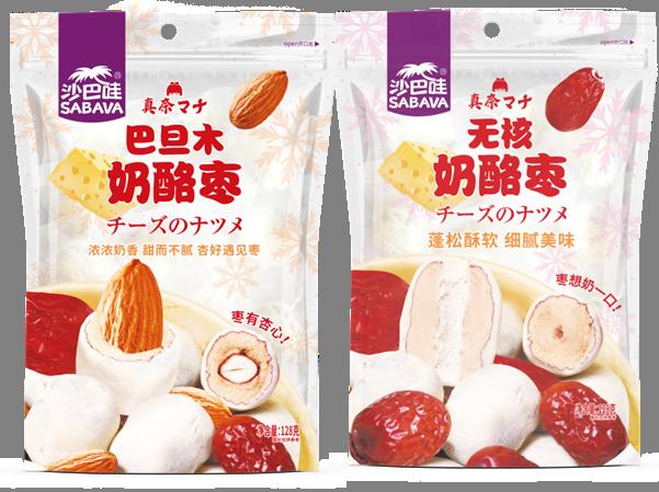 沙巴哇奶酪枣——探索天然美味的无限可能